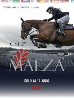 Yeguada Finca Maeza confirms two CSI2* fro July