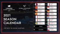 LGCT 2021 calendar revealed