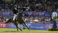 AN UNBEATABLE JEROME GUERY CROWN THE LGCT GNP MEXI
