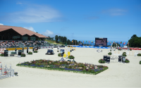 Two weeks left for the CSI4*/2* A Coruña