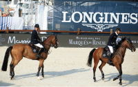 Madrid in Motion second in the Global Champions Le