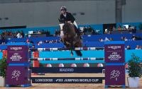 Riders at the Ifema Madrid Horse Week