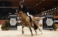 Spanish Riders for the CSI5*W Coruña