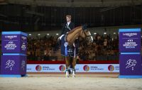Unbeatable Marcus Ehning, in the Longines FEI Worl
