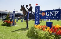 EXCITING SECOND DAY AT THE LGCT GNP MEXICO JUMPING