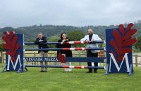 The Maeza International Show Jumping Competition o