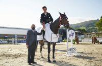 Victor Bettendorf winner of the 25.000€ class