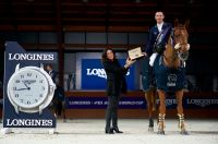 Lynch takes the Longines Grand Prix for Ireland