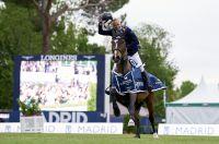 Unbeatable Olivier Robert in the Longines Global C