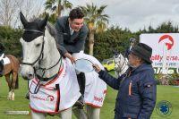 Marcel Marschall wins the Clip My Horse Trophy