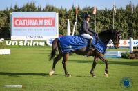 Laura Kraut is the winner of the Catunambú