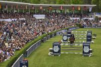 Record attendance at the Longines Global Champions