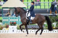 Dorothee Schneider will be competing at the IFEMA