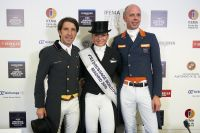 Schneider and Sammy scoop the honours in Madrid