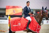 Kevin González de Zárate the lead of