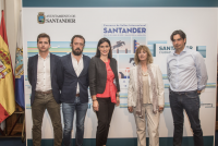 Oficial Presentation of the CSI2* Santander