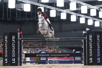 IFEMA Madrid Horse Week has started and Luciana Di