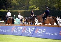 Everything ready for the LGCT GNP Mexico Jumping 2