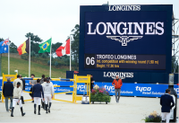 Longines keeps on trusting Casas Novas