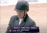John Whitaker y Peppermill ganadores del Gran Prem