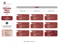 Yeguada Finca Maeza makes official the sports prog