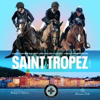 St Tropez witness of the Global Champions League t